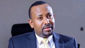 Ethiopian PM Abiy Ahmed