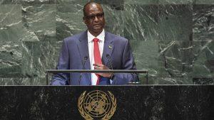 US sanctions South Sudan first vice president Taban Deng Gai