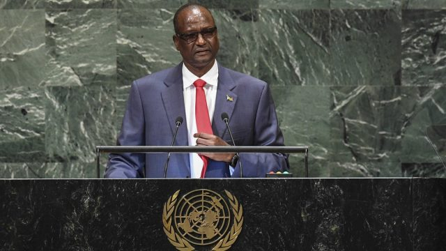 US sanctions South Sudan first vice president Taban Deng Gai