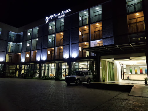 Palm Africa Hotel, Juba
