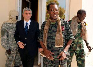 Late Chad President Idriss