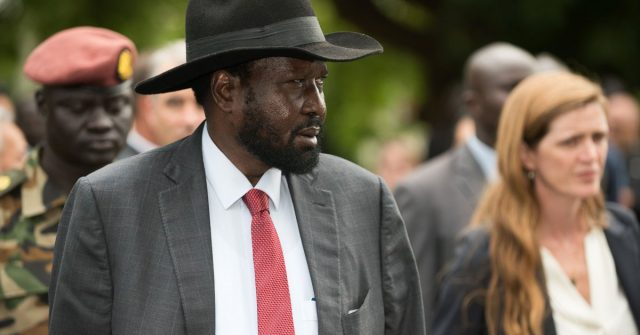 Kiir reconstitutes the Council of States